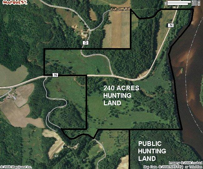LEASED HUNTING LAND